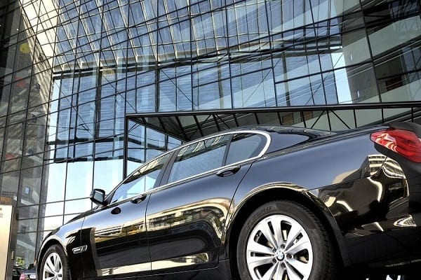 executive car financing
